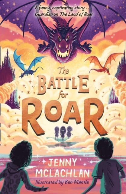9781405298148 Battle For Roar Mclachlan
