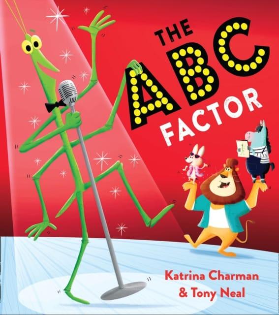 9781405298575 Abc Factor Charman