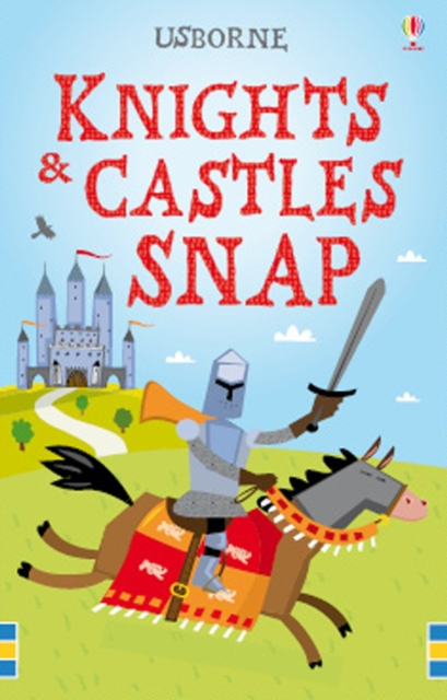 9781409524113 Knights Castles Snap Cards
