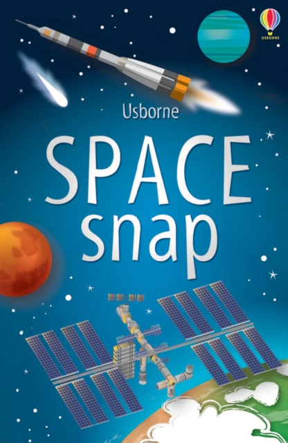 9781474923828 Space Snap Cards