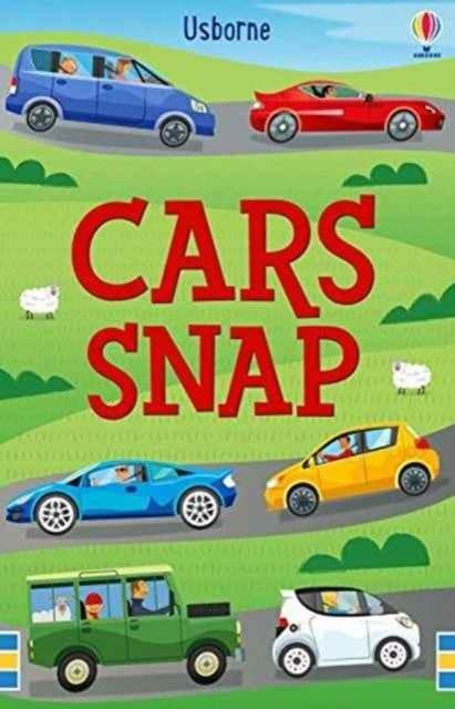 9781474927246 Cars Snap Cards