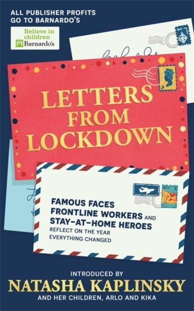 9781526364364 Letters From Lockdown Kaplinsky