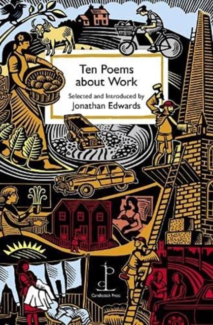 9781907598890 Ten Poems Work Candlestick