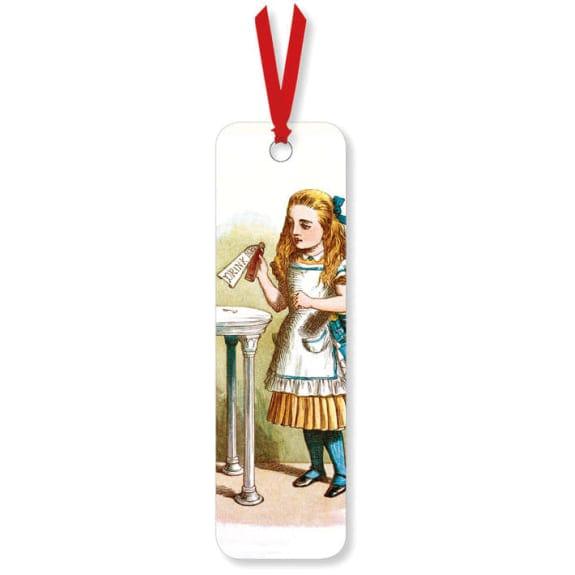 Drink Me Alice Bookmark