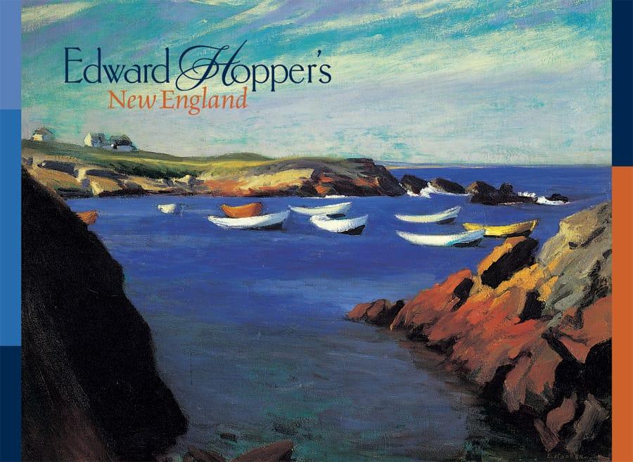 Edward Hopper S New England Boxed Notecards 251