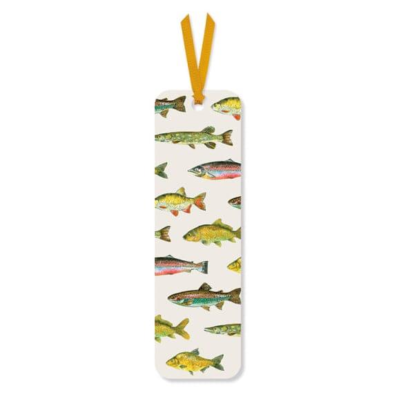 Fishing Bookmark