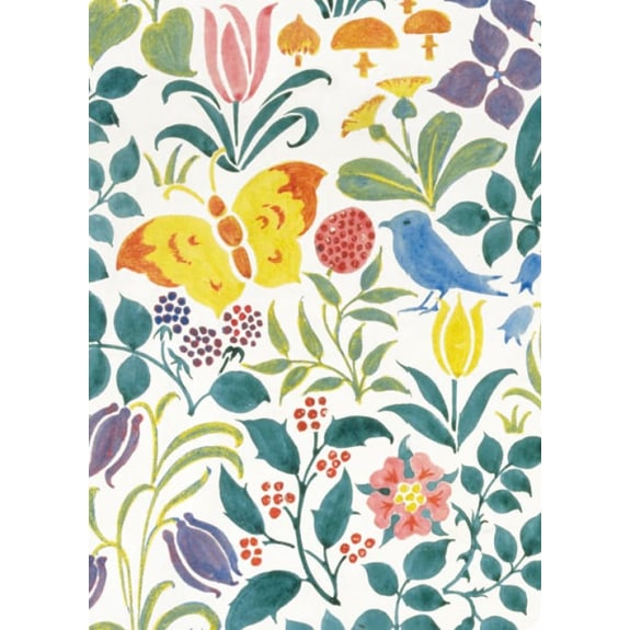 Spring Flowers Small Notebook