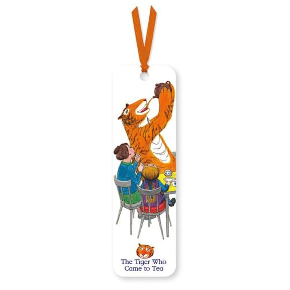 Tiger Who Came To Tea Bookmark