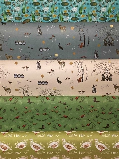Wrapping Paper Photo 1