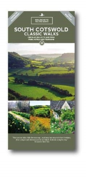 9781859652541 South Cotswold Classic Walks