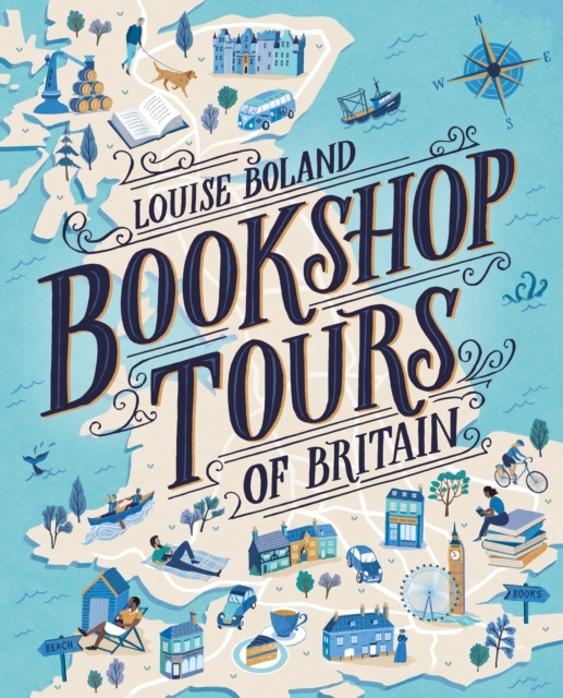 9781912054473 Bookshop Tours Of Britain Boland
