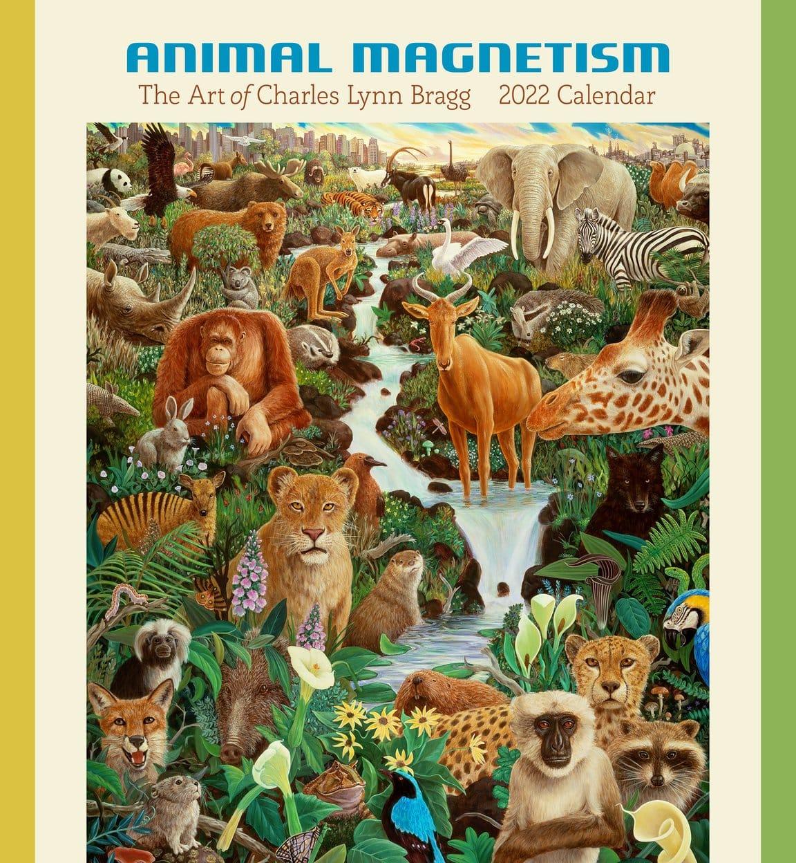 Animal Magnetism 2022 Calendar
