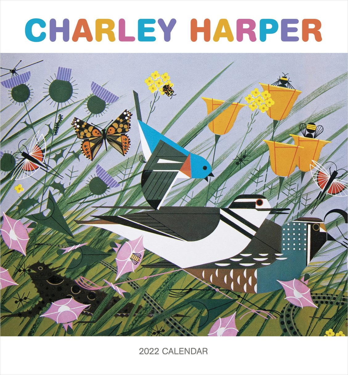 Charley Harper 2022 Calendar