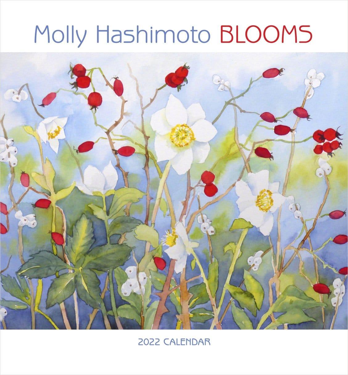 Hashimoto Blooms 2022 Calendar