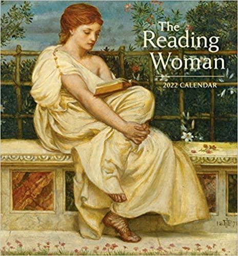 Reading Woman 2022 Calendar