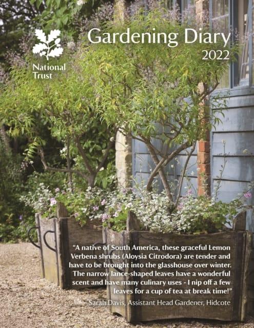 9781529819700 Gardening Diary 2022
