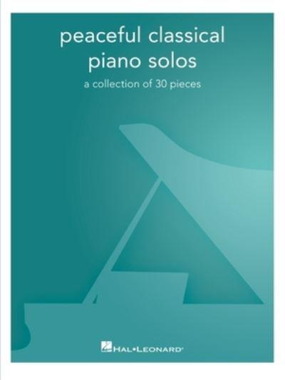 9781705140116 Peaceful Classical Piano Solos