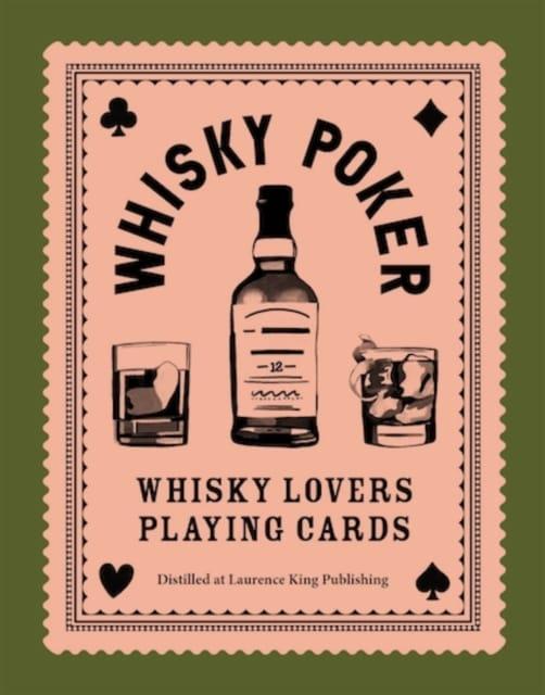 9781786277305 Whiskey Poker Cards
